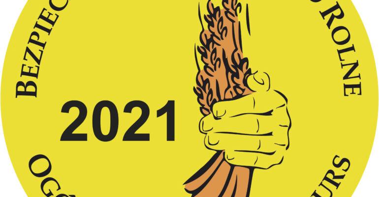 Bezpieczne Gospodarstwo Rolne 2021