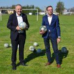 Infrastruktura Sportowa Plus – Dotacja Na Boisko Sportowe W Pniewie